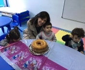 Ayana - Maria's Birthday